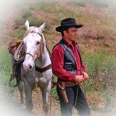 Doug Mcclure, James Drury, Actor James, Riding Helmets, Cowboy Hats, Actors, Actor