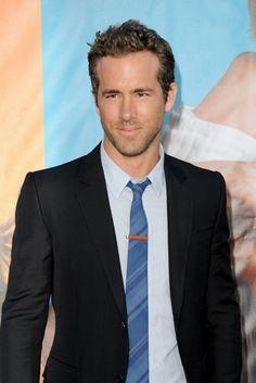 Ryan Reynolds. A Ryan Reynolds le aguardan varios estrenos para 2013. Entre ellos, la segunda parte de Linterna verde y El más buscado.