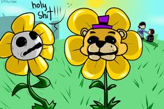 he's here, he's there he'everywhere, who's you gonna call? psychic fred fredbear