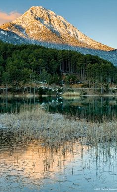 Mount Helmos in early morning.. Peloponnese, Greece ( by Christos Andronis on 500px)