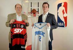 Blog Esportivo do Suíço:  NBA anuncia 'revanche' entre Flamengo e Orlando Magic em outubro no RJ