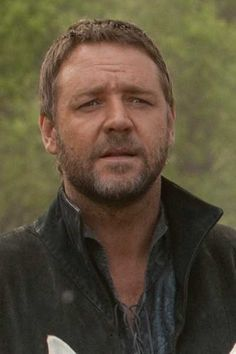 """Russell Crowe - Robin Hood """"Ask me nicely"""" That scene where he steals back the grain makes me swoon every time I see it."""