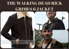 Make your Winter Season special to get up a different look, try this Walking Dead Rick Grimes Jacket. Order one now!!!  #WalkingDead #RickGrimes #AndrewLincoln #Cosplay #Celebrity #Fashion #Shopping #Sexy #Hot #Sexy #Hot #Lol #Yum #Omg #Stylish #MensOutfit #MensWear #Sale #MensFashion #MensJackets