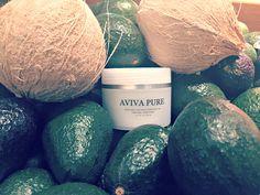 Avocado Oil, Coconut Oil, Rosemary Oil - Organic Hair Mask for Enhanced Hair Growth