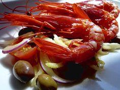 Gamberoni extra di Sicilia alla catalana #antipasti #foodlugano #lugano #foodlovers #foodstyling