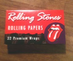 Rolling Stones Hemp 1.25  Cigarette Rolling Papers - (1 Pack).  It looks great, but the price is too high for me.