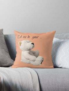 TEDDY BEAR for kids from 2 to 82 • Also buy this artwork on home decor, apparel, stickers, and more.