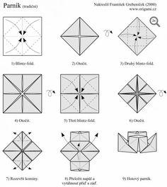 Výsledek obrázku pro origami lodička