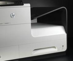 Hp officejet pro X on Behance