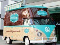 VW T1 Food Truck