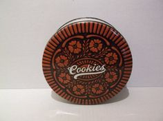 Collectible Cookie Tin