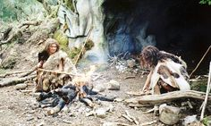The 'BBQ gene': Early humans evolved to tolerate smoke so they could cook on an open fire | Daily Mail Online