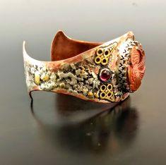 Artisan Jewelry, Cuff Bracelets, Chokers, Handmade, Fashion, Moda, Hand Made, La Mode, Fasion