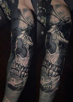 Life And Death Tattoo Ideas