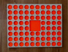 Custom Casino Poker Chip Display Frame Insert for by CarvedByHeart