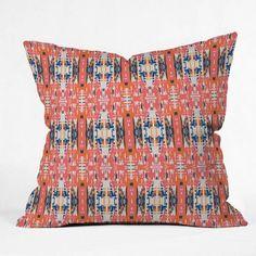 Holli Zollinger Marrakeh Throw Pillow