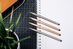A Minimal Mechanical Pencil that will Last a Lifetime 2.0. Making heirloom-quality stationery is what I do. The Modern Fuel pencil 2.0 is a tool that will help you achieve and create great things not just because of its design but also its reliability dependability and the ownership you feel when it arrives.
