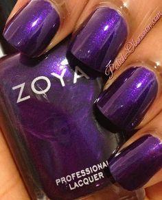 @Zoya Zinger Zinger Zinger Nail Polish Belinda