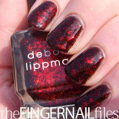 Deborah Lippmann Ruby Red Slippers