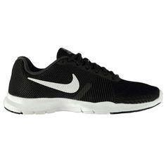 561dc9b4f0b0a Nike Flex Bijoux Ladies Trainers. Ladies Black TrainersWomens Nike  TrainersWhite SneakersSneakers NikeFootwear ShoesSports ...