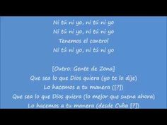 Jennifer Lopez - Ni Tú Ni Yo Lyrics