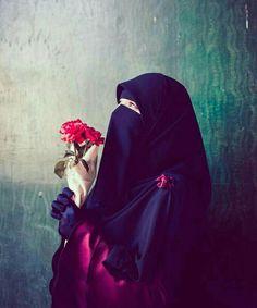 Hijab Fashion Summer, Niqab Fashion, Muslim Fashion, Hijab Niqab, Muslim Hijab, Arab Girls Hijab, Muslim Girls, Beautiful Muslim Women, Beautiful Hijab