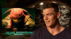 Alan Ritchson as Raphael