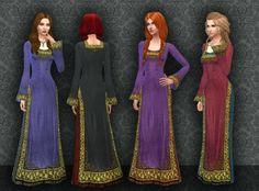 Royal Maxis Conversion at My Stuff via Sims 4 Updates Check more at http://sims4updates.net/hairstyles/royal-maxis-conversion-at-my-stuff/