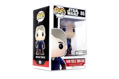 POP! Star Wars: Episode 7 - Han Solo [Snow Gear]
