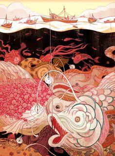 Illustrations élaborées de Victo Ngai (5)