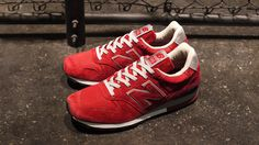 new balance M996 「made in U.S.A.」 「LIMITED EDITION」 RR  http://www.facebook.com/DressShoesandSneaker  http://dressshoesandsneakers.tumblr.com/