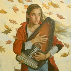 ROOT Tom « Autoharp A Whirlwind of Leaves