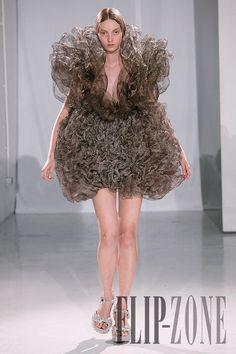 Iris Van Herpen Automne-hiver 2011-2012 - Haute couture