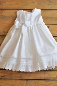 Χειροποίητο Φόρεμα Βάφτισης Ribbon Chic
