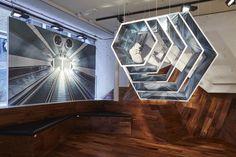 Adidas originals Tubular windows by StudioXAG Ferbuary 2016, London – UK » Retail Design Blog