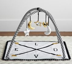 http://www.babyboyeasteroutfits.com/category/activity-gym/ Emily & Meritt for @potterybarnkids Activity Gym - so chic!