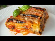 Vegetarian Recipes Videos, Best Salad Recipes, Cooking Recipes, Healthy Recipes, Aubergine Recipe, Salty Foods, Eggplant Recipes, Breakfast Toast, Italian Recipes