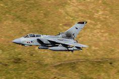 Tornado GR4   ZD849   9 Squadron (617Sqn Markings)   Mach Loop by Alec Walker on 500px