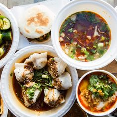 Everything on the Xi'an Famous Foods Menu, Ranked