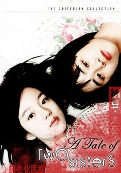 A Tale of Two Sisters, a beautifully done Korean horror film