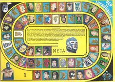lucha libre game