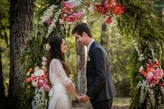 Decoration ideas for a forest wedding
