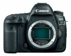 Canon EOS 5D Mark IV with Canon Log 30.4MP Digital SLR Camera - Black (Body... Canon Dslr, Camera Digital Canon, Canon Camera Models, Cameras Nikon, Digital Slr, Digital Image, Nikon D7100, Camcorder, Wi Fi