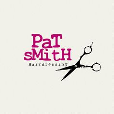 Custom Logo - Design - Logo Design - Graphic Design - Graphic Design - Hairdressing Logo - Premade Logo