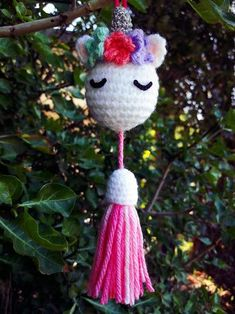 Kawaii Crochet, Crochet Owls, Crochet Unicorn, Crochet Cross, Crochet Animals, Crochet Baby, Free Crochet, Crochet Leaf Patterns, Crochet Leaves