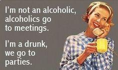 HA! So true! :))