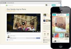 Animoto is a web application that produces professional quality videos from your pictures and music.
