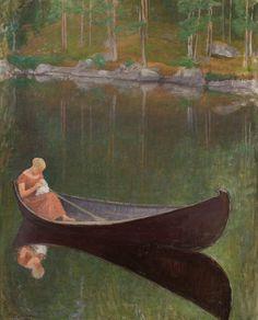 Pekka Halonen, 1922