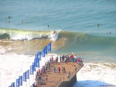 Surf's up - Durban north beach Durban South Africa, Kwazulu Natal, North Beach, Pretoria, Peaceful Places, Surfs, Car Rental, Cape Town, Amazing Places