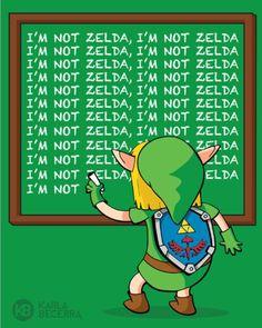 Simpsons x #LegendofZelda